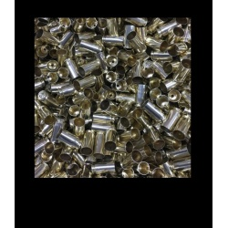 380 Auto Nickel Brass processed ready for reloading
